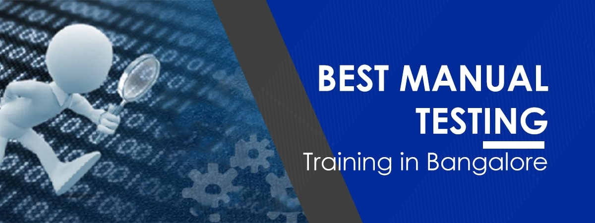 Best Manual Testing Training