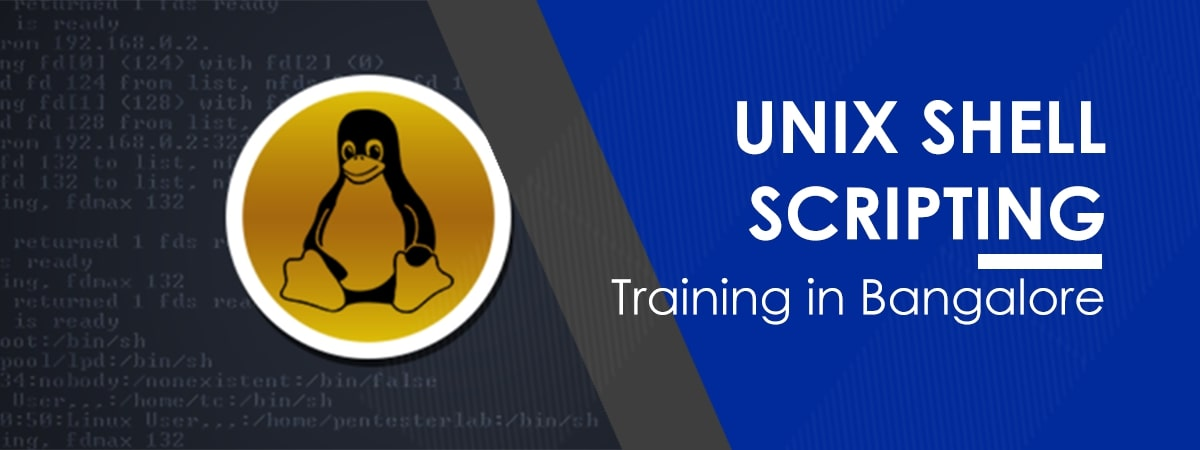 Unix Shell Scripting Training in Marathahalli - Bangalore