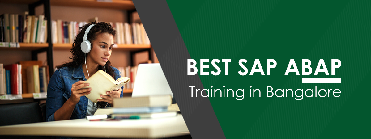 SAP ABAP Training in Marathahalli - Bangalore | Best SAP ABAP Course
