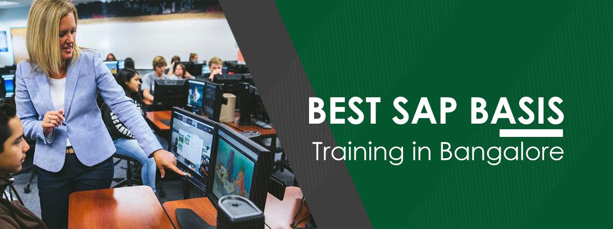 SAP BASIS Classes in Bangalore