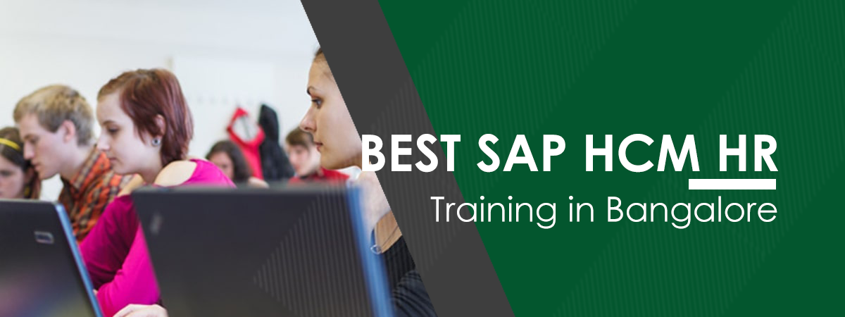 SAP HCM/HR Classes in Bangalore